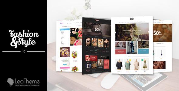 Leo Fashion Store - Creative Fashion PrestaShop Theme - 1