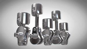 Car Engine Piston by weizsun | 3DOcean