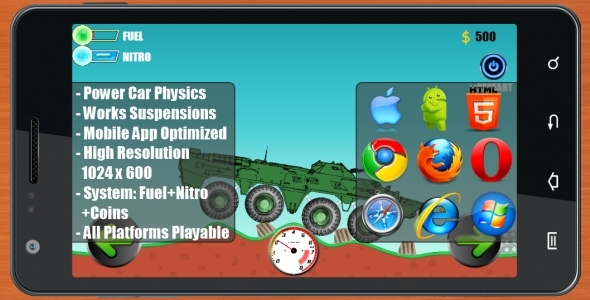 Traffic Command - HTML5 Game + Mobile Version! (Building 3 | Construction 2 | Capx) - 79