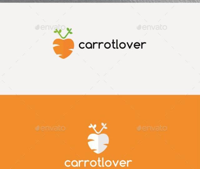 Carrot Lover Logo Templates