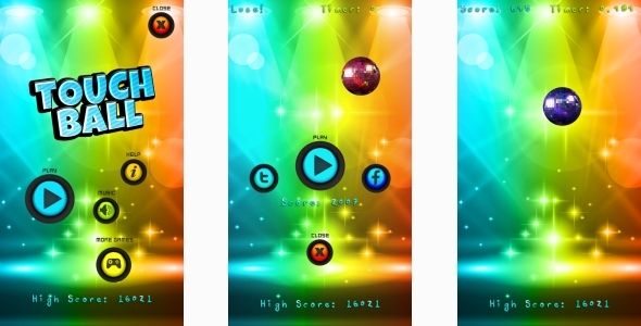 Traffic Command - HTML5 Game + Mobile Version! (Building 3 | Construction 2 | Capx) - 67