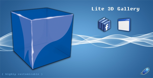 Lite 3D Gallery - ActiveDen Item for Sale