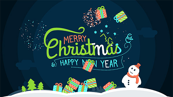 Funny Wishes Merry Christmas And Happy New Year By