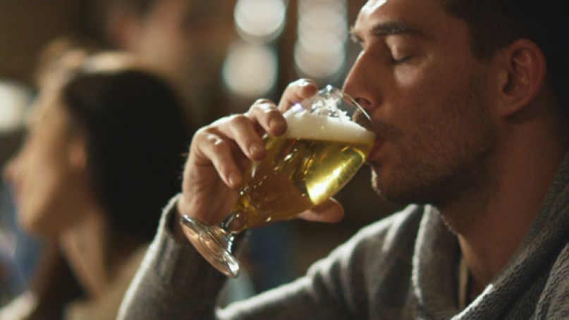 Image result for Drinking beer