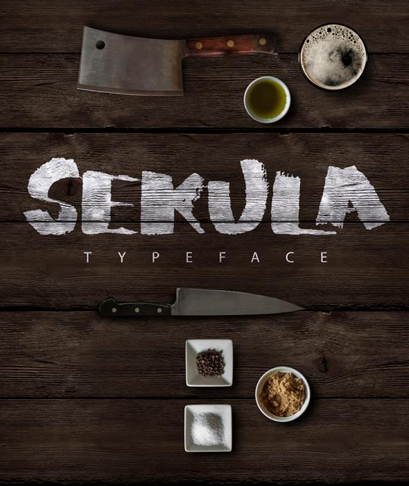 Free Font Sekula Script Typeface Download