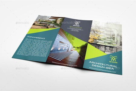 Architectural Design Tri Fold Brochure Template by OWPictures     Architectural Design Tri Fold Brochure Template   Brochures Print Templates       01 Architectural Design Tri Fold Brochure Template jpg