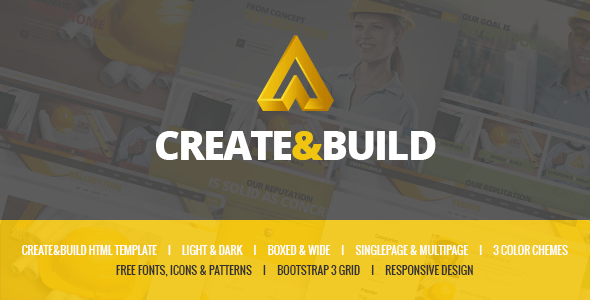 Create & Building WordPress Theme (Business)