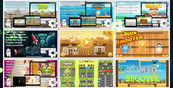 Traffic Command - HTML5 Game + Mobile Version! (Building 3 | Building 2 | Capx) - 38