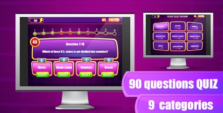 The Quiz Game   HTML5   Capx by Sparximer   CodeCanyon The Quiz Game   HTML5   Capx   CodeCanyon Item for Sale