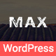Max - Web Agency WordPress Theme