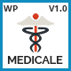 Download Medicale - Health & Medical Responsive WordPress Theme from ThemeForest