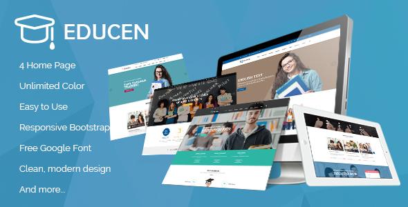 Educen - Education WordPress Theme