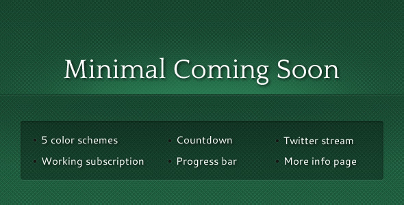 Minimal coming soon xyz blogger minimal coming soon template is carefully designed with attention to the details your visitors will love it it contains lots of features while keeping its maxwellsz