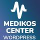 Download MediKos Center - Medical and Health WordPress Landing Theme from ThemeForest