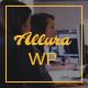 Download Allura - Portfolio WordPress Theme from ThemeForest