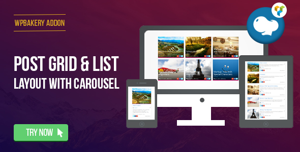 WPBakery Page Builder - All in One Carousel (formerly Visual Composer) - 2