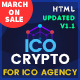 Download ICO Crypto - Bitcoin & Cryptocurrency Landing Page HTML Template from ThemeForest