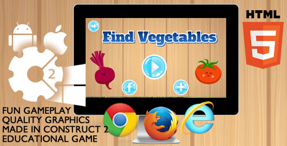 Find Educational Vegetables - Article Code for sale for sale