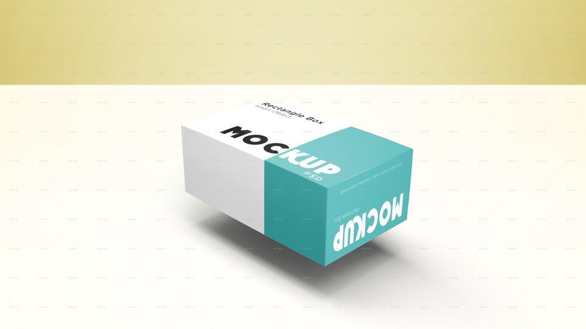 Download Rectangle Box Mockup by graphicdesigno | GraphicRiver
