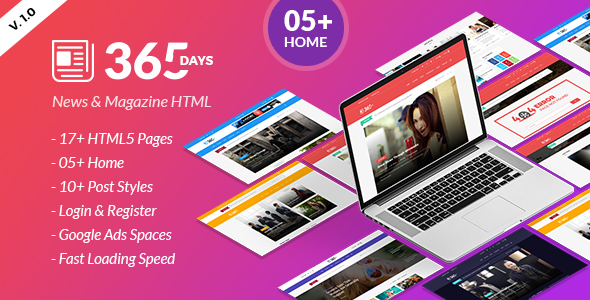 JBDesks - Job Board HTML5 Template - 6