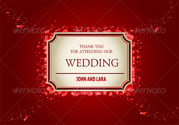 Wedding Invitation Card Weddings Seasons Holidays