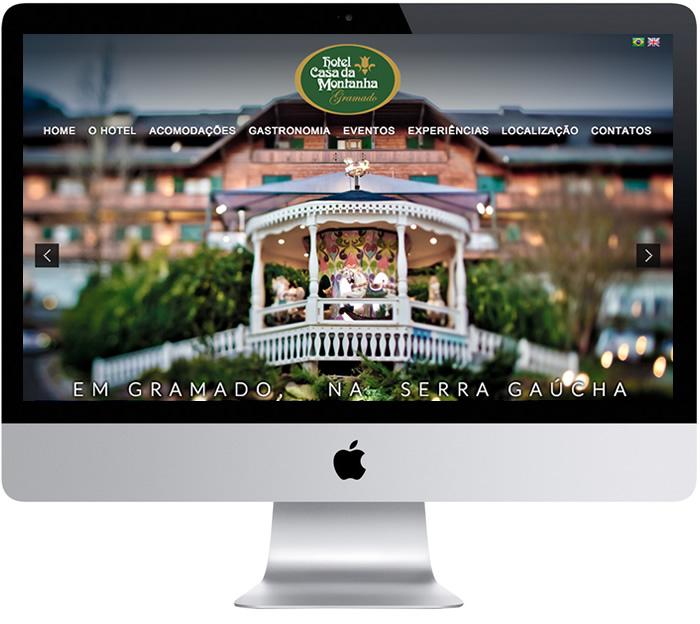 Design Responsivo - Desktop