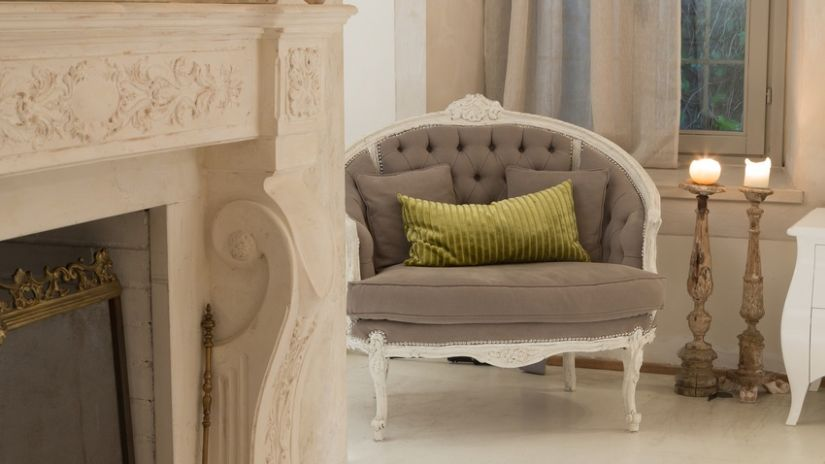 fauteuil bergere decoration d