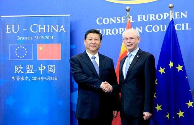 Image result for XI & EU