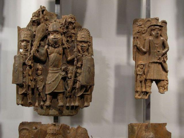 Ілюстративне фото. Колекція Бенінської бронзи у Британському музеї у Лондоні