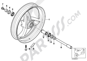 BMW F650 F650CS F 650 CS 2001 2005 REPAIR SERVICE MANUAL PDF  Auto Electrical Wiring Diagram