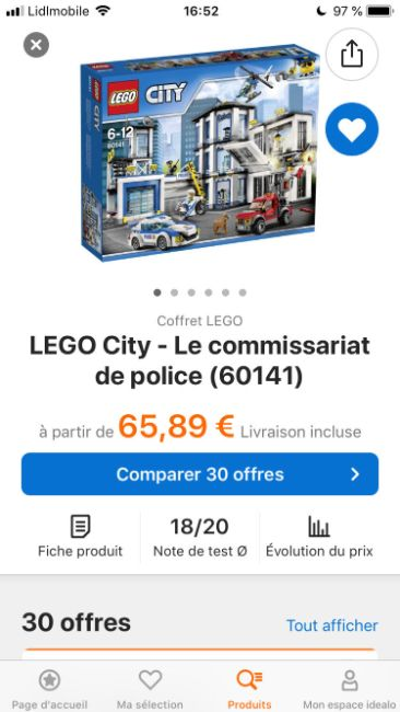 Noël : des achats malins avec le comparateur de prix idealo Illus