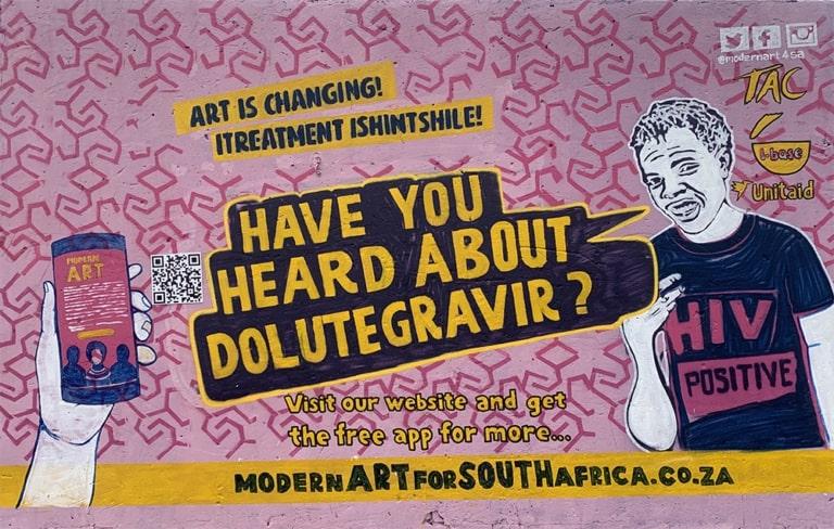 Схемы лечения ВИЧ в Южной Африке дополнили долутегравиром - изображение 1