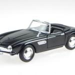 Bmw 507 1957 Black Modelcar 43209 Bburago 1 32 4058124199793 Ebay