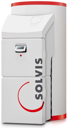 SolvisMax als Ölheizung