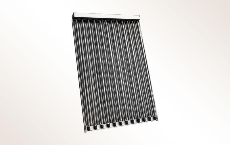 Produkte SolvisLuna Solarkollektor Röhrenkollektor