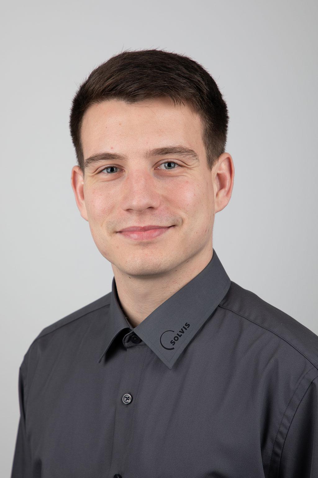 Ansprechpartner SolvisClean Alexander Lipski