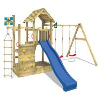 WICKEY Spielturm John`s Multitower Schaukel Kletterturm   eBay