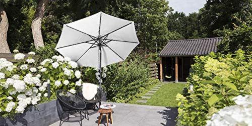 Illuminazione Per Ombrelloni Da Giardino.Dove Conviene 909 Outdoor Ombrellone Da Giardino Con Luci A