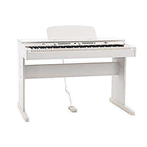 gear4music pianoforte digitale  Dove conviene DP-6 pianoforte digitale di Gear4music bianco -