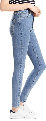Levi's Mile High Super Skinny Jeans Donna - 1