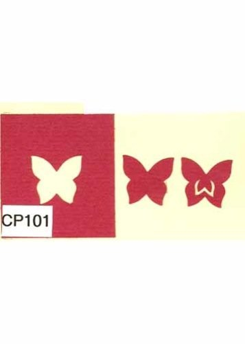 Nellie's Choice Mega Clip Punch Butterfly by Nellie's Choice - 1