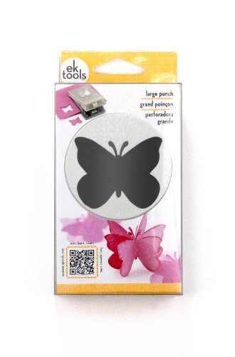 Slim Paper Punch Extra Large-Butterfly Approx. 1.75