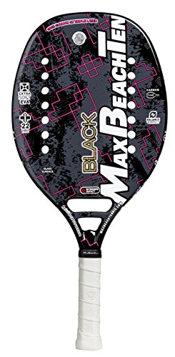 MBT RACCHETTA DA BEACH TENNIS BLACK 2018 - 1