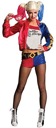 Rubie's - Costume da donna da Harley Quinn, S (6-10) - 1
