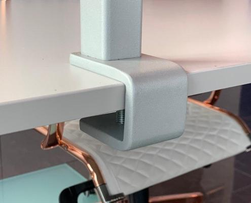 pannello di protezione anti-droplet formar contract