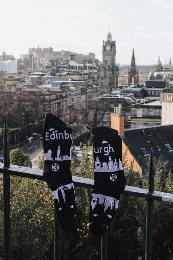 Edinburgh socks