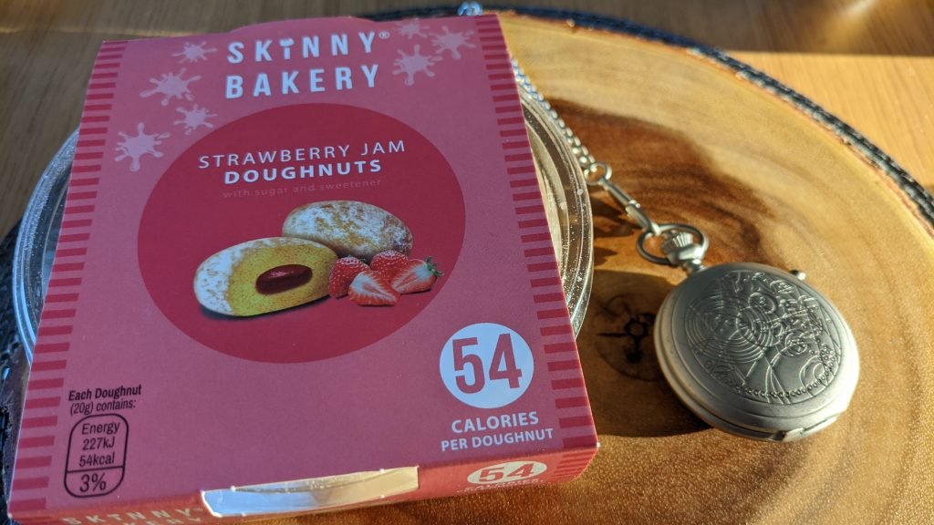 A review of Skinny Bakery