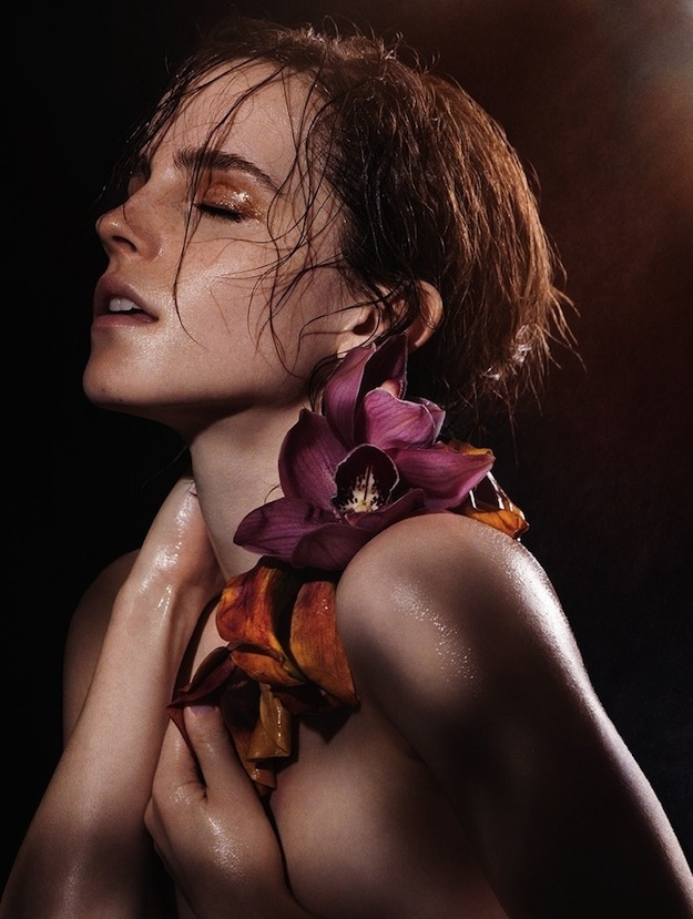 Emma Watson Earth Day 1