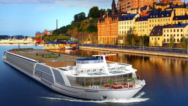 AmaWaterways Cruise Ship Jobs