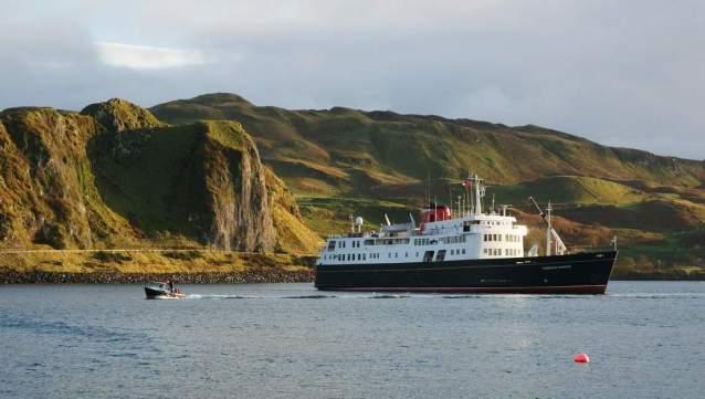 Hebridean Island Cruises Jobs